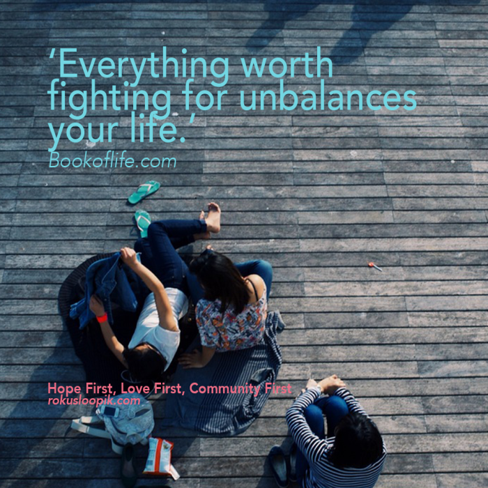 Recovery Quote 62 on: Worth fighting for