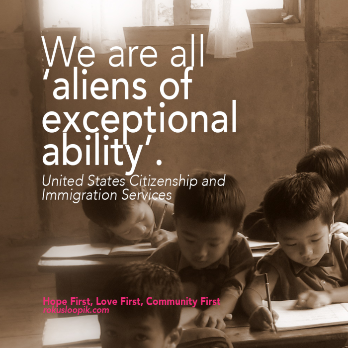 aliens of exceptional ability