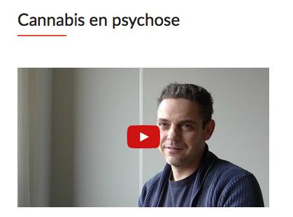 cannabis en psychose Bart Rutten