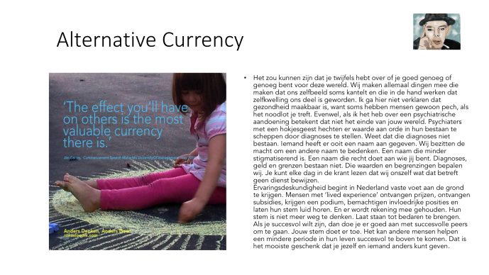 alternative currency