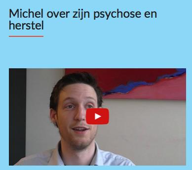 Michel over zijn herstel van stemmen horen