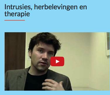 Psycholoog-onderzoeker David van den Berg over intrusies en herbelevingen bij psychose en het nut van therapie