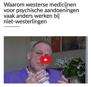niet westerlingen en psychosemedicatie