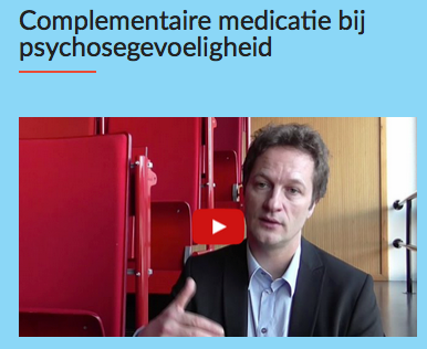 psychose en complementaire medicatie
