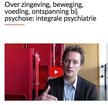 psychose en integrale psychiatrie