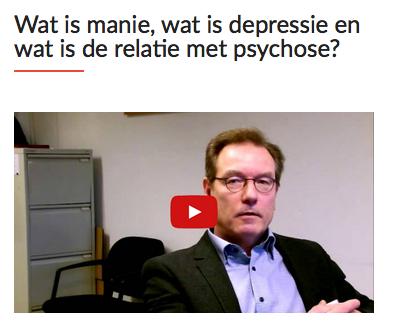 wat is depressie wat is psychose
