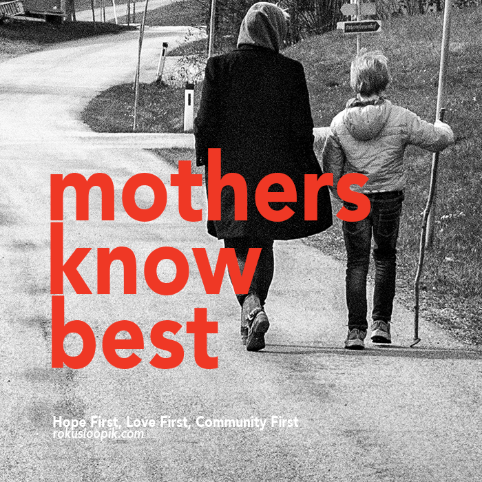 Recovery Quote 90: Mothers know best
