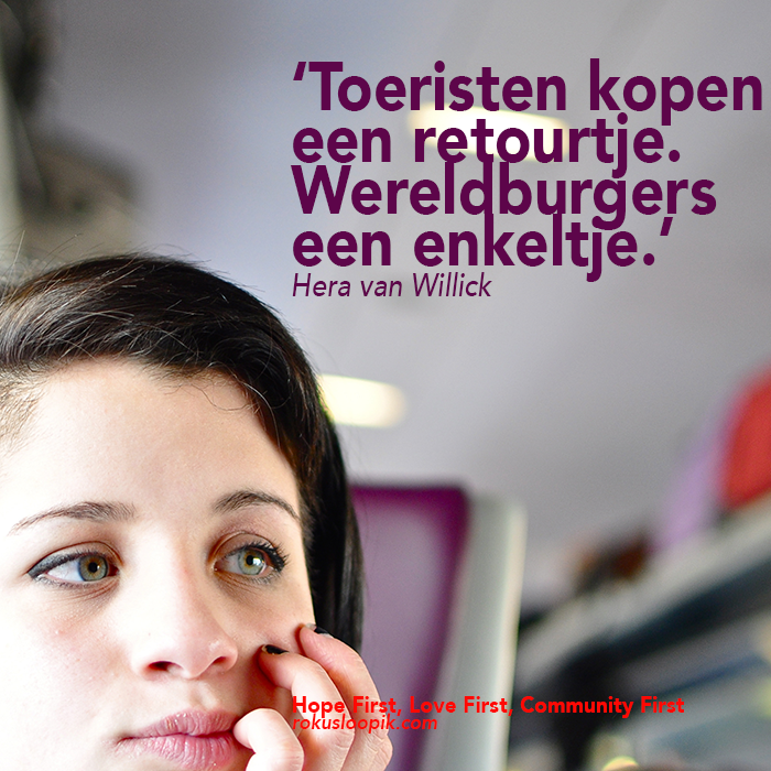 Recovery Quote 94: Wereldburgers