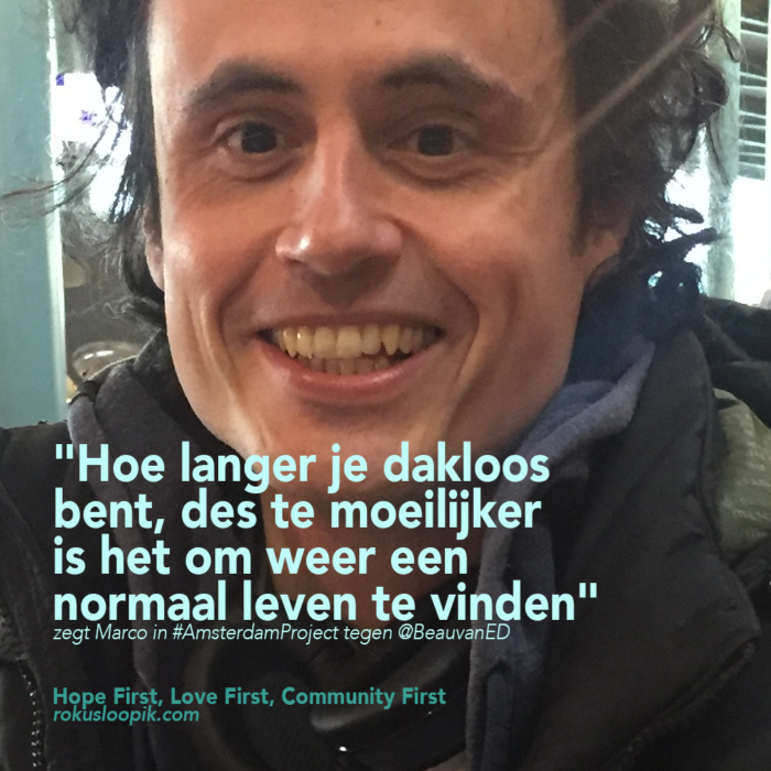 Recovery Quote 107: Hoe langer je dakloos bent