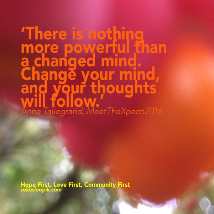 recovery quote 111: change your mind