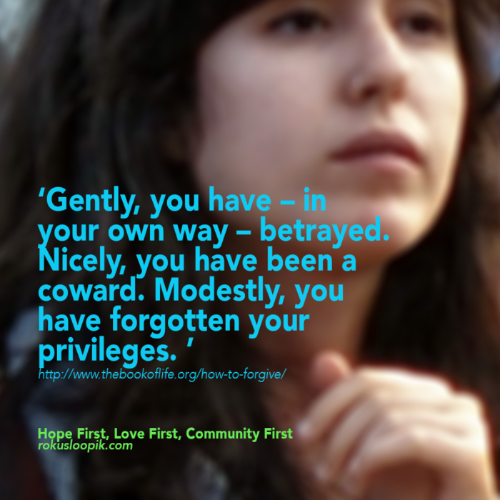 Recovery Quote 109: Nicely you have forgotten
