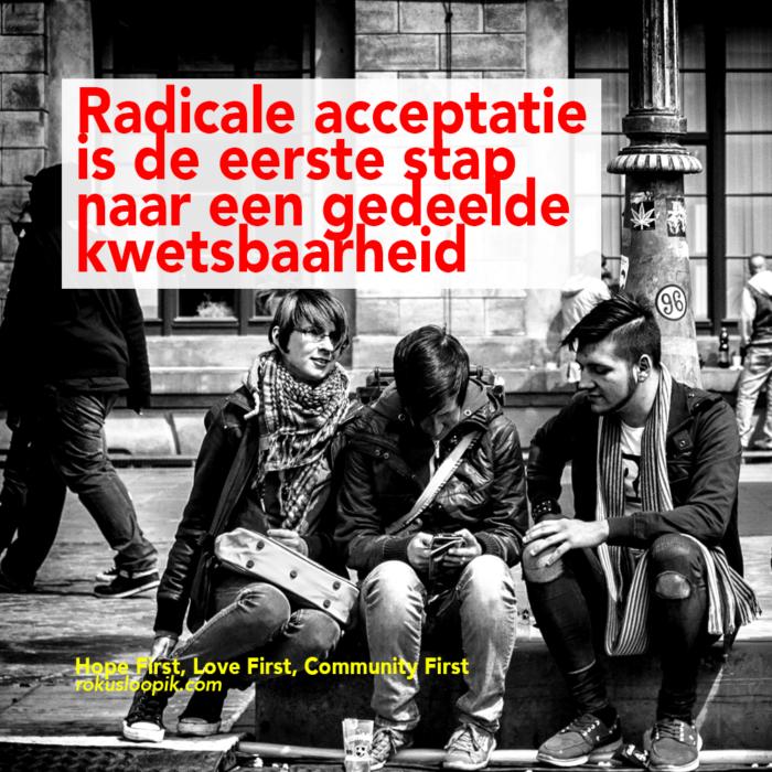 recovery quote 110: Radicale Aceeptatie